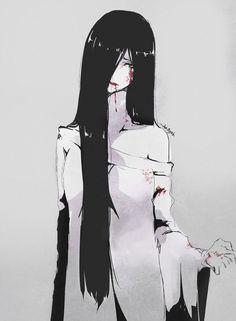 Sadako by AoiOgataArtist.deviantart.com on @DeviantArt