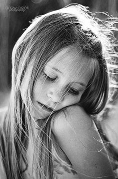 https://www.facebook.com/ArrowCreekPhotography/  black and white, portrait, childhood, sunshine, summer