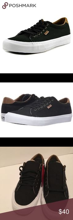 e2d0017217ea19 Vans Court (C L) Brand new in box with original tags! Vans Court (C L)  Black True White Size Men