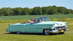 Summer Cadillac 55