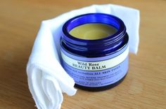 Perfect at home facial: Neal's Yard Remedies Organic Wild Rose Beauty Balm