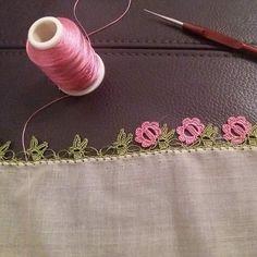 Likes, 161 Comments - Zü Lace Flowers, Crochet Flowers, Crochet Lace, Needle Tatting, Needle Lace, Crochet Borders, Crochet Stitches, Crochet Designs, Crochet Patterns