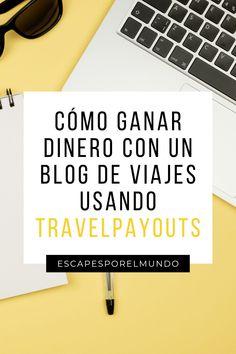 Usa el Marketing de Afiliados para ganar dinero con tu blog de viajes, conoce el mejor programa de afiliación para webs de viajes Travelpayouts Travel Blog, Marketing Digital, World, How To Earn Money, Group, Board