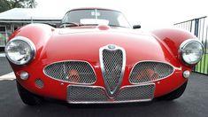 1953 Alfa Romeo 6C 3000CM Shows Origin of 2015 4C Nose Design 28