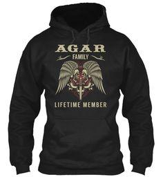 AGAR Family - Lifetime Member