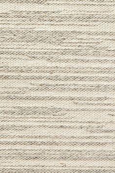 Rake wool & linen rug in Pulp colorway, by Merida.