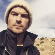 Ian Somerhalder - 20/02/17 - Video from the road for you. If you want to come watch the Vampire Diaries final episode EVER click the link in bio ;) go to Omaze.com/Ian All for such a good cause https://www.instagram.com/p/BQwD23cgVyO/ - Twitter / Instagram Pictures