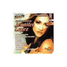 Jennifer Lopez - Vol. 2-Karaoke Latin Stars