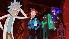 Rick and Morty Season 3 Episode 4 Wallpaper HD - Live Wallpaper HD