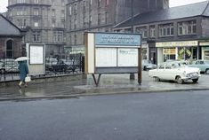 Entrance to the Tay Bridge Station from South Union Street, Dundee.