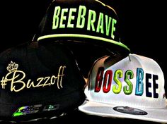 BossBee Hats available at Blow Me Dry $25 , also available at Prime Boutique $30 (online) taxes not included.  Future sales will be at  the Jenni Boutique, and Victorias Boutique