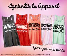 IgniteGirls® Fitness