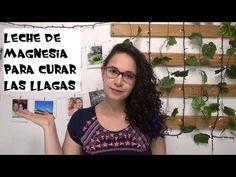 Leche de magnesia para curar las llagas / Magnesia milk to heal the sores