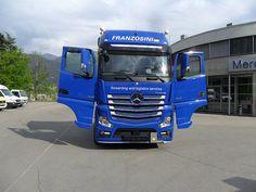 Franzosini Mercedes Actros Trucks, Vehicles, Track, Truck, Vehicle, Cars, Tools