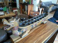 Dragon madera