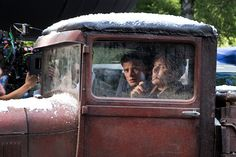 Jamie Dornan Life: New BTS Picture from 'Anthropoid'