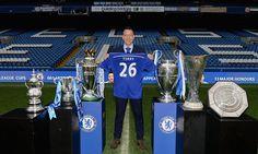 John Terry deserves this new deal, says Jose Mourinho Chelsea News, Chelsea Fc, Chelsea Champions, Chelsea Transfer, John Terry, Chelsea Football, Stamford Bridge, Basketball Court
