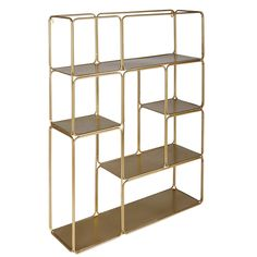 Then cast your eye over the MADELINE Gold Metal Unstructured Shelving Small Storage Cabinet, Glass Storage Jars, Decorative Storage Boxes, Hallway Storage, Crate Storage, Jar Storage, Metal Shelving Units, Deco Restaurant, Sideboard Furniture