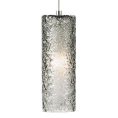 Pendant Lighting for Kitchen Island  LBL Lighting  #HS547SM  Smoke
