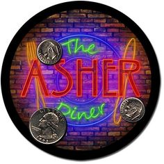 The Asher Family Diner - 4 pack Drink Coasters ZuWEE https://www.amazon.com/dp/B00LV6DE82/ref=cm_sw_r_pi_dp_CVfwxbJAW1E50