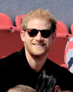 Prince Harry attends athletics at the York Lions Stadium at the 2017 Invictus Games in Toronto, Canada | September 24, 2017