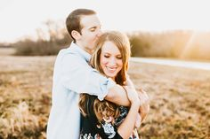 Busch Wildlife Engagement, St. Louis Engagement Photography, St. Louis Wedding Photography, Sunrise Engagement / Courtney Smith Photography