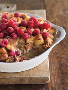 : Caramel Bread Pudding