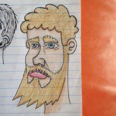 Random caricature/cartoon
