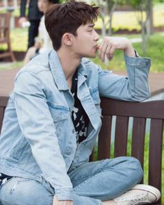 Park Seo Joon, Seo Kang Joon, Asian Actors, Korean Actors, Korean Dramas, Kdrama, Love Park, Gong Yoo, Korean Artist