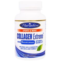 EXRA SALE on #iHerb Paradise Herbs Collagen Extreme with BioCell $25,00 OFF - Now $4,99 #RT Discount applied in cart