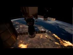 Video of images of Earth from the International Space Station. Really cool!