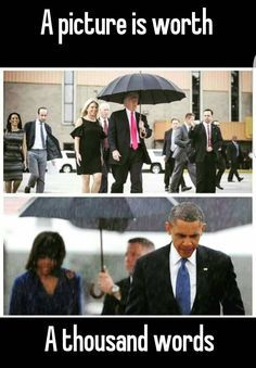 Funny Donald Trump Memes: Trump Can Learn A Lot About Class From Obama Satire, Memes Humor, Funny Memes, Funny Quotes, Meme Comics, 9gag Funny, Barack Obama, Texts From Hillary, Funny Political Memes