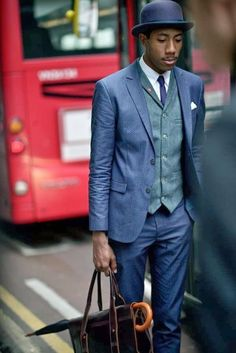 Good article on style and I love the portfolio TrendHimUK: 27 Unspoken Suit Rules Every Man Should Know