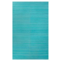 Anchor your living room seating group or define a space in your master suite with this flatweave rug, showcasing a reversible design in blue.   ...