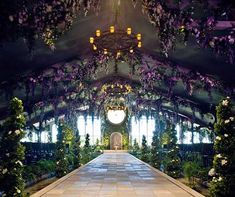 This Colin Cowie wedding is absolutely breathtaking.