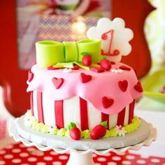 Celebrate the little one's first birthday with us! Order a cake from www.indiacakes.com!