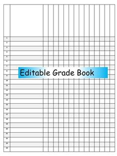 free gradebook template - 1000 images about new and notable products on pinterest