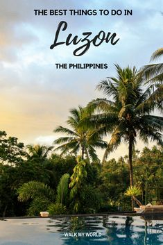 The Philippines is no longer the best kept secret in Asia. Gone are the days when savvy backpackers like us used to tell people about this incredible country which no one else was going to. So many people fly into Luzon and immediately head to Boracay, Palawan or other islands without seeing the amazing things to see in Luzon. Here's our guide to why you should give Luzon a bit of your time.