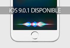 Apple lanza iOS 9.0.1 para corregir los errores de iOS 9