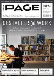 PAGE 03.2013: Gestalter@Work