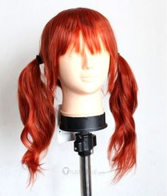 A Certain Magical Index Shirai Kuroko Cosplay Wig - Anime Ponytails Wig