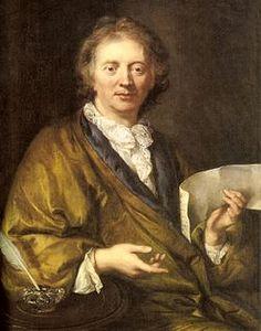 François Couperin (1668-1733), compositor, organista y clavecinista francés del Barroco. Compuso conciertos de cámara y música religiosa. Fue organista de Luis XIV. Su obra influyó en J.S.Bach
