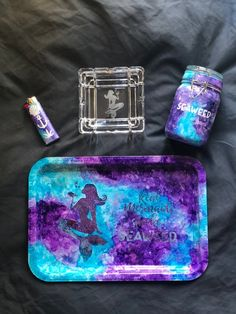 Includes Tray, ash tray, stash jar, and lighter Weed Pipes, Pipes And Bongs, Cannabis, Smoking Weed, Smoking Room, Ganja, Stoner Room, Stoner Gifts, Straight Hair
