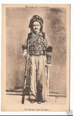 KURDS FROM THE EARLIER CENTURIES