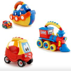 Little Tikes Toys > 12m-3y > Handle Haulers Bundle | Shop Online. To view more Little Tikes products, visit http://www.yellowgiraffe.in/little-tikes-toys #children #toys #kids #littletikes