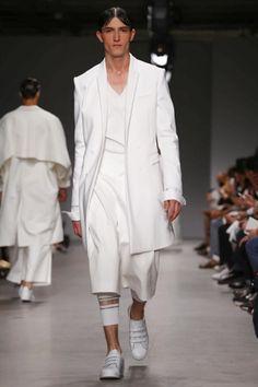 Juun J. Menswear Spring Summer 2015 Paris - NOWFASHION