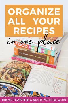 Do you have recipes