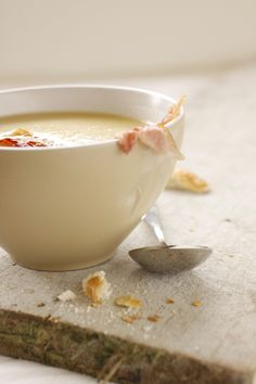 Swede and Apple Soup with Ginger