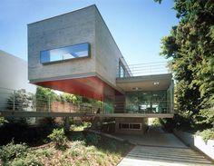 Arquitetura dramática: estruturas em balanço