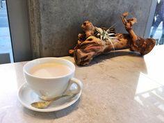 the ubiquitous pumpkin spice latte for chai, an Indian spiced milk tea ...
